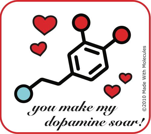Dopamine Day Printable Valentines | Evil Mad Scientist ...
