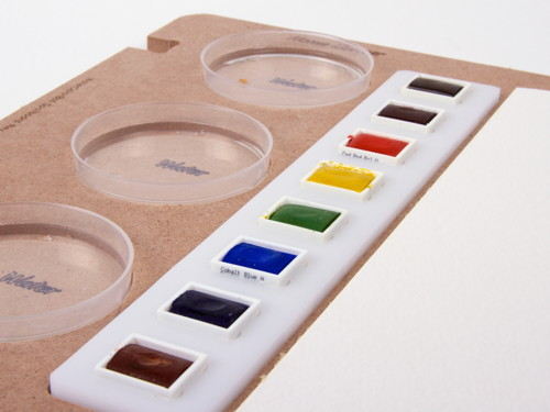 watercolorbot paints