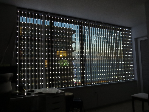 Led Vertical Blinds Evil Mad Scientist Laboratories