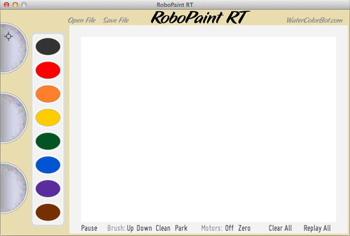RoboPaint RT