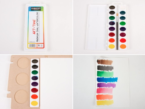 sargent art paint palette