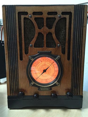 Podtique: Antique Podcast Player